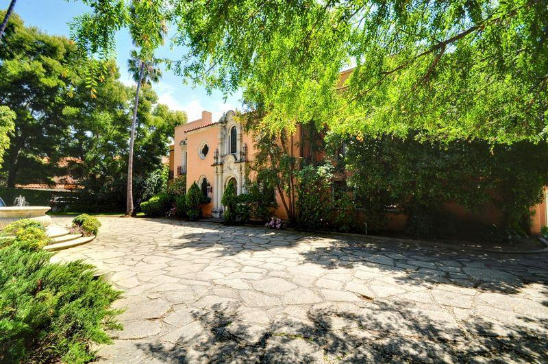Private Wedding Estates Altadena